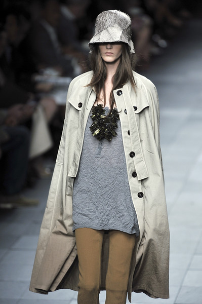 Burberry Prorsum at Milan Spring 2009