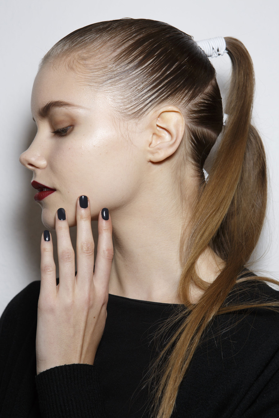 The 10 Most Wearable Nails from London and Milan Fashion Weeks