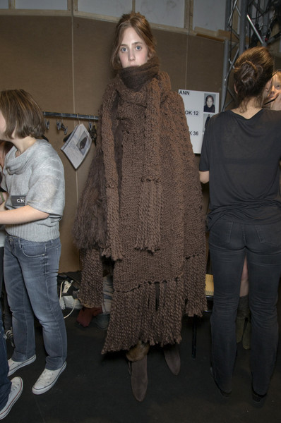 C'N'C Costume National Fall 2010 - Backstage