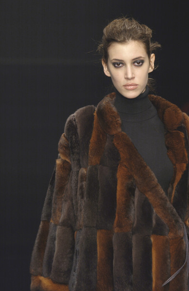 Carlo Tivioli at Milan Fall 2003