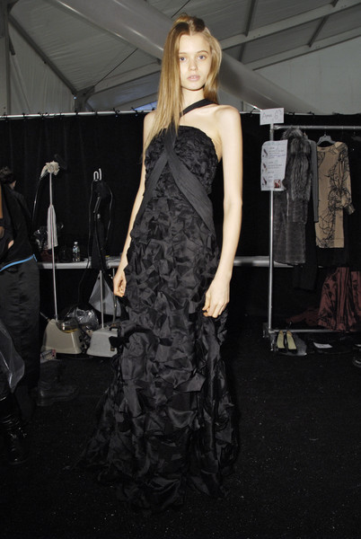 Carlos Miele Fall 2008 - Backstage