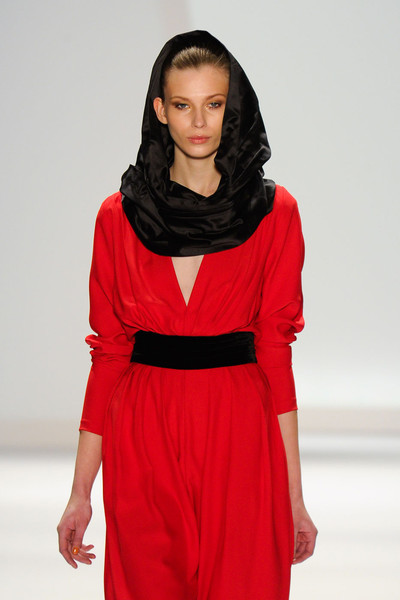 Carlos Miele at New York Fall 2011