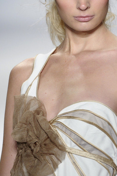 Carlos Miele at New York Spring 2011 (Details)
