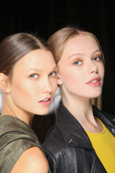 Carolina Herrera Spring 2012 - Backstage