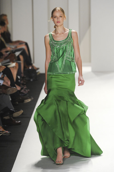 Carolina Herrera at New York Spring 2012