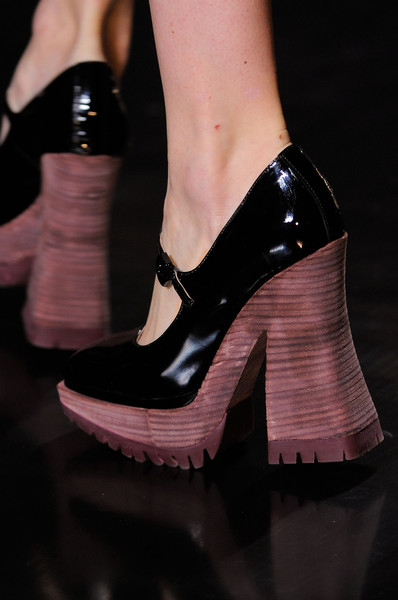 Carven at Paris Fall 2013 (Details)