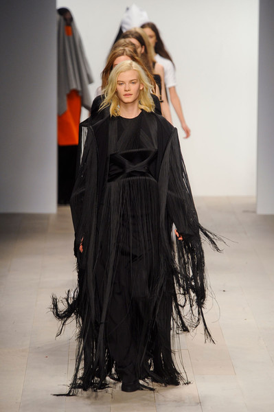 Central Saint Martins at London Fall 2012