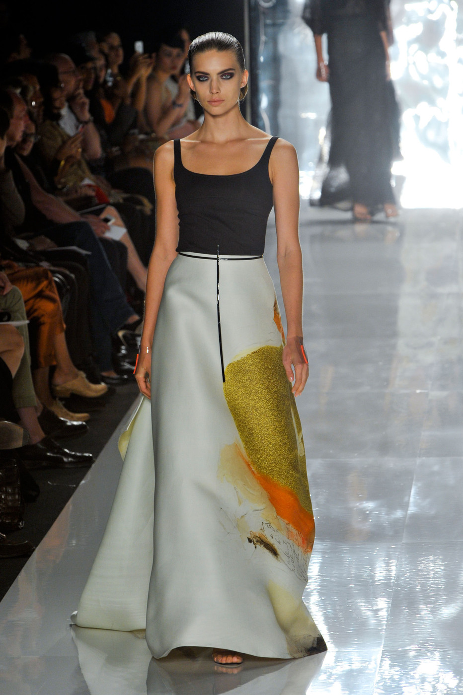Best Spring 2013 Runway Gowns Chado Ralph Rucci The