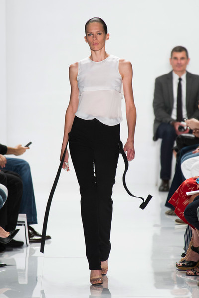 Chado Ralph Rucci at New York Spring 2014