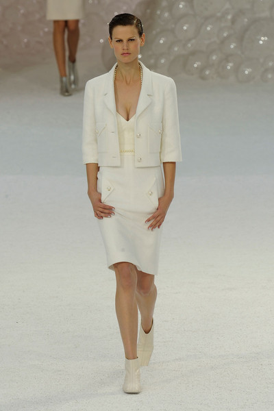 Chanel at Paris Spring 2012