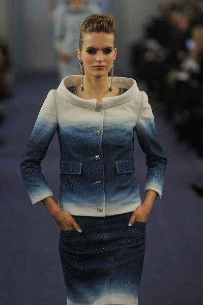 Chanel at Couture Spring 2012