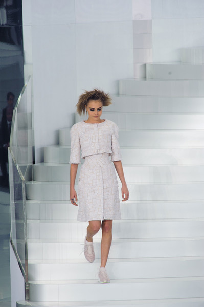 Chanel at Couture Spring 2014