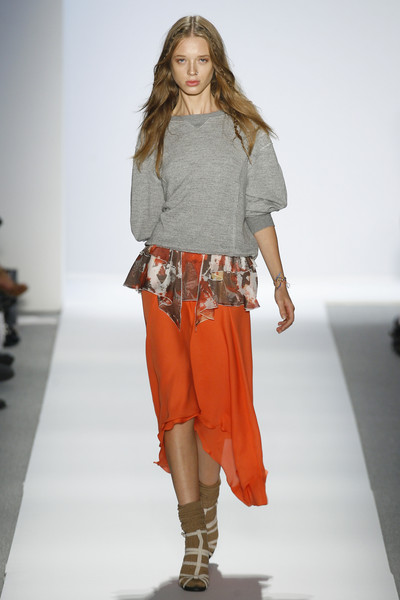 Charlotte Ronson at New York Spring 2011