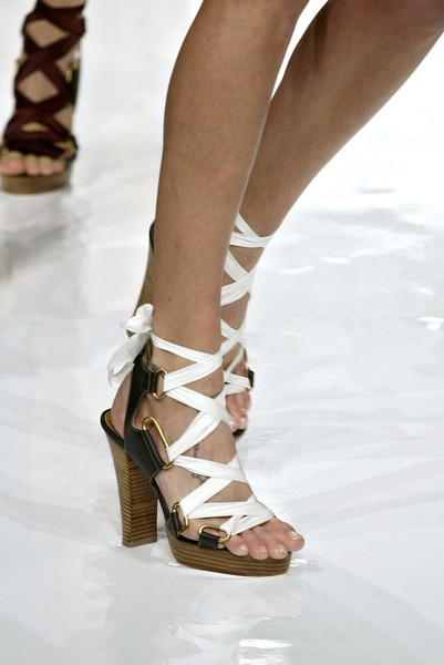 Cher Michel Klein at Paris Spring 2007 (Details)