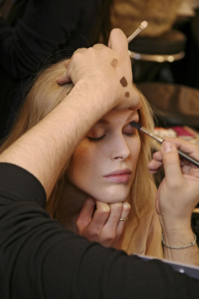 Chloé Fall 2011 - Backstage