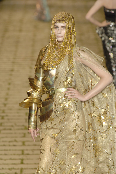 Christian Dior at Couture Fall 2006