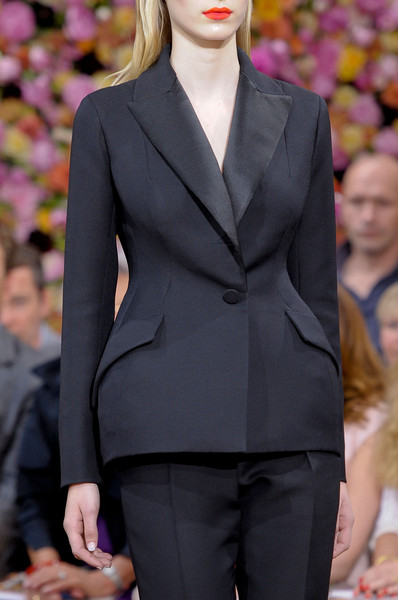 Christian Dior at Couture Fall 2012 (Details)