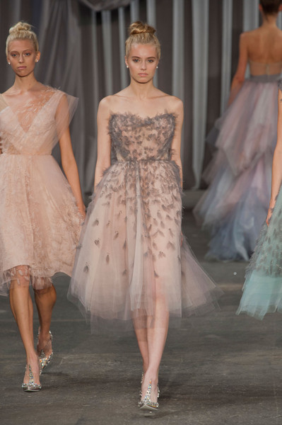Best Spring 2013 Runway Gowns - Christian Siriano