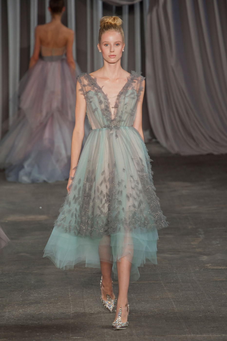 best spring 2013 runway gowns christian siriano the