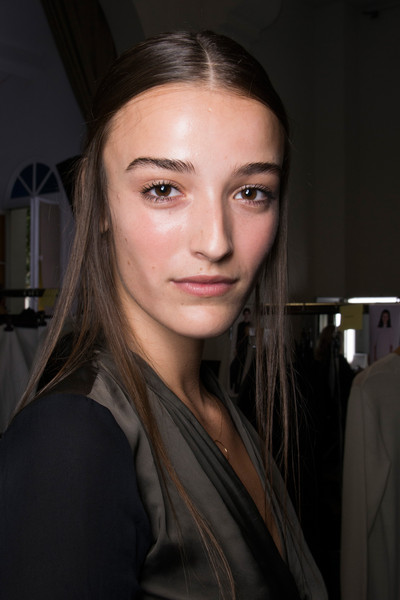 Christophe Lemaire at Paris Spring 2014 (Backstage)
