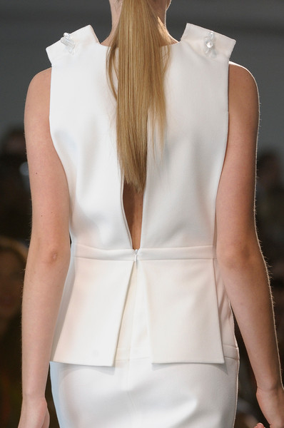 Christopher Kane at London Spring 2013 (Details)