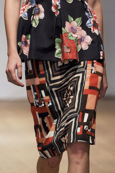 Clements Ribeiro Fall 2013 - Details