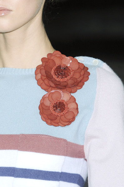 Clements Ribeiro at London Spring 2011 (Details)