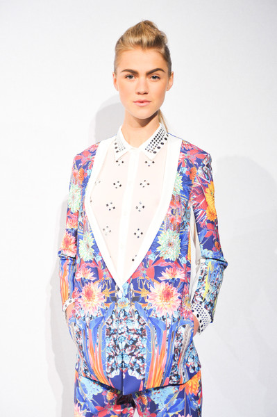 Clover Canyon at New York Spring 2013
