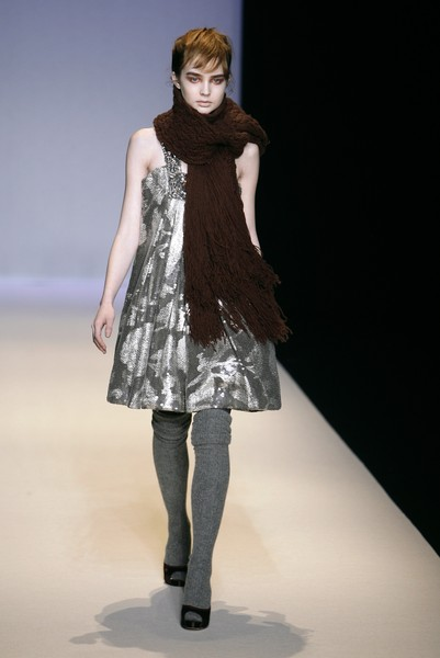 Collette Dinnigan Fall 2007