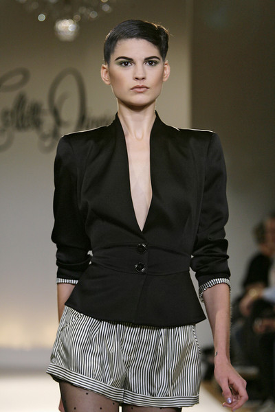 Collette Dinnigan at Paris Spring 2010