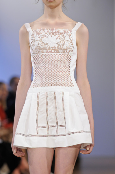 Collette Dinnigan Spring 2014 - Details