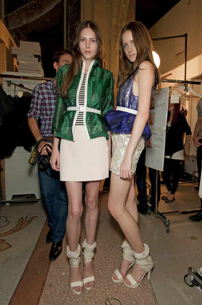 Commuun Spring 2011 - Backstage