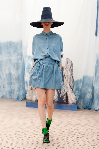 Creatures Of Comfort at New York Spring 2014