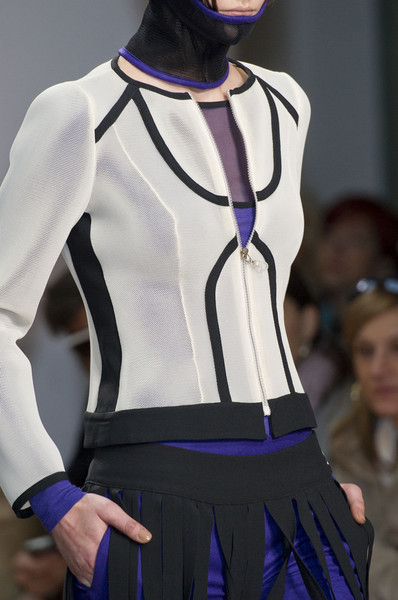 Cristiano Burani at Milan Fall 2012 (Details)