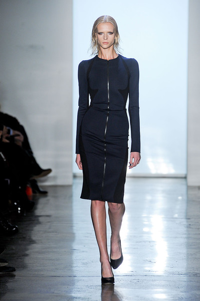 Cushnie et Ochs at New York Fall 2012