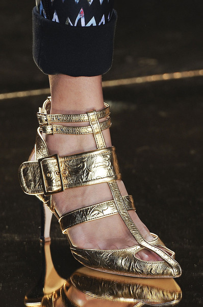 Cynthia Rowley at New York Spring 2012 (Details)