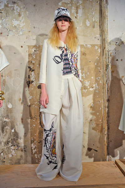 Cynthia Rowley at New York Spring 2013