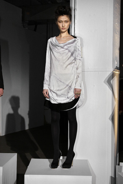Daniel Vosovic at New York Fall 2010