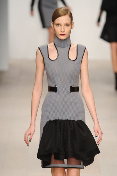 David Koma at London Fall 2012