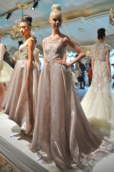 The Most Stunning Spring 2013 Runway Gowns - StyleBistro