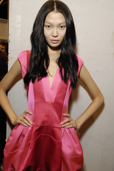 Dice Kayek at Paris Spring 2008 (Backstage)