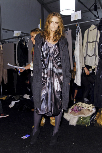 Diesel Black Gold Fall 2008 - Backstage