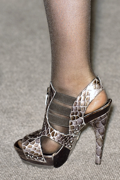 Donna Karan at New York Fall 2009 (Details)