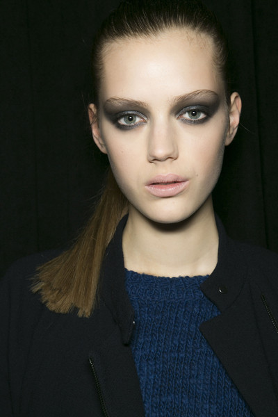 Donna Karan Fall 2013 - Backstage