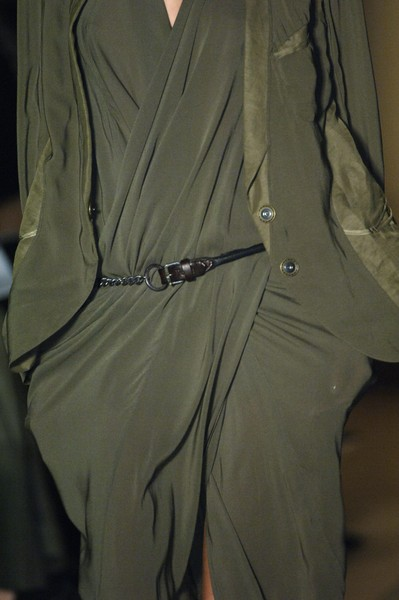 Donna Karan at New York Spring 2007 (Details)