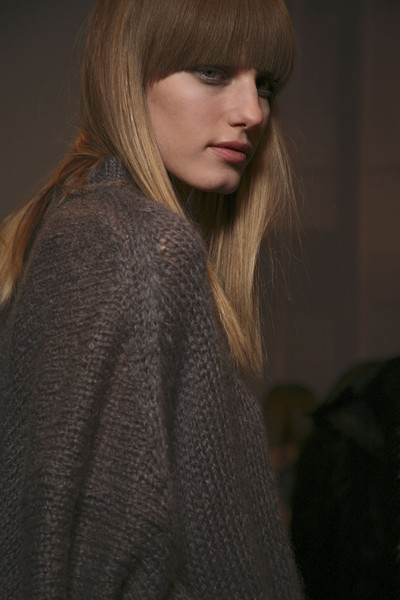 Doo.Ri Fall 2011 - Backstage