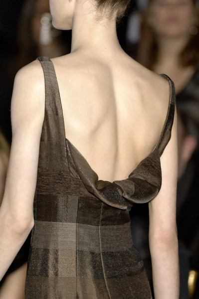 Douglas Hannant at New York Fall 2007 (Details)