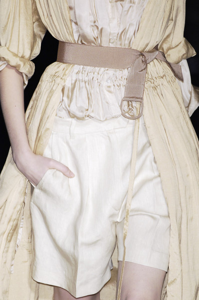 Dries Van Noten Spring 2006 - Details