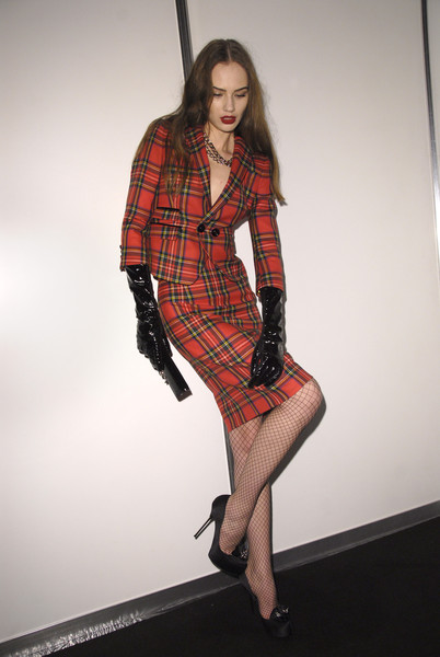 Dsquared² Fall 2008 - Backstage