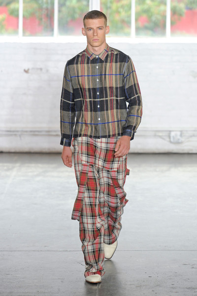 Duckie Brown Spring 2013